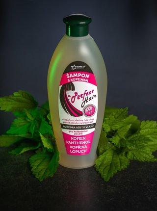 Kofeinový šampon Perfect Hair Nutricius (550 ml)