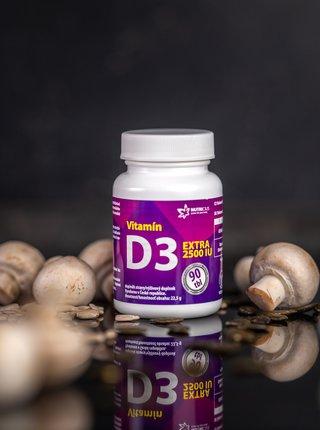 Doplněk stravy Vitamín D3 Extra Nutricius (90 tablet)
