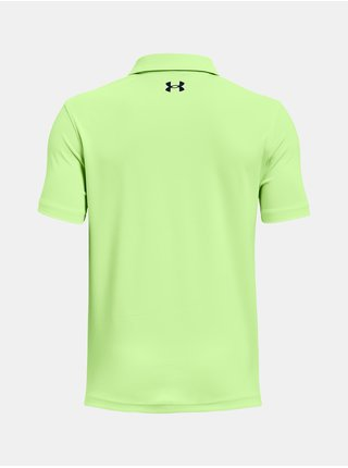 Tričko Under Armour Performance Polo - Zelená