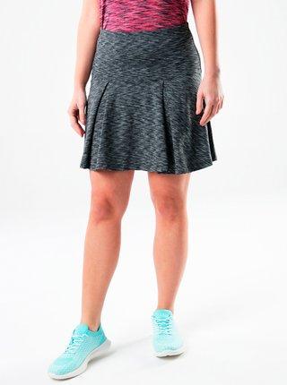 Šedá žíhaná sukně LOAP