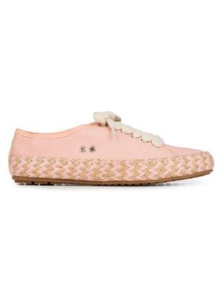 Svetle ružové tenisky Agonis Mix Pale Pink