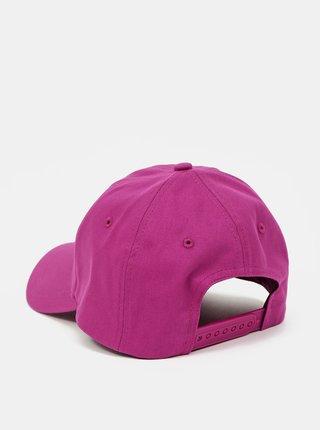 Calvin Klein růžová kšiltovka Monogram Cap