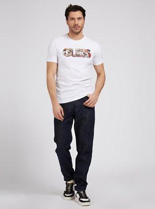 Guess biele pánske tričko Photoshow CN