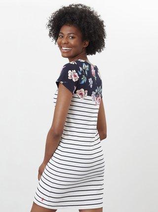 Modro-bílé dámské pruhované šaty Tom Joule