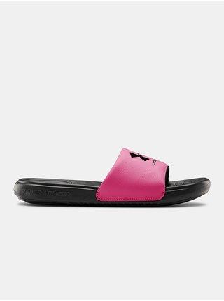 Pantofle Under Armour G Ansa Fix SL - Černá