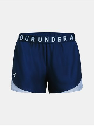 Kraťasy Under Armour Play Up Shorts 3.0 - Modrá