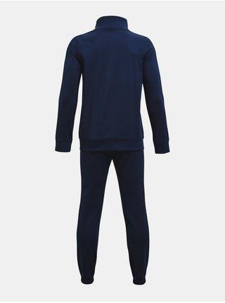 Souprava Under Armour Knit Track Suit - Tmavě modrá