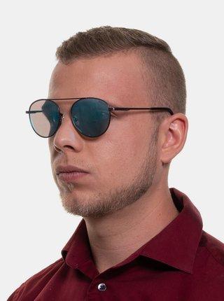 Černé pánské sluneční brýle GANT