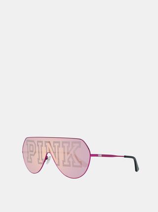 Ružové dámske slnečné okuliare Victoria's Secret