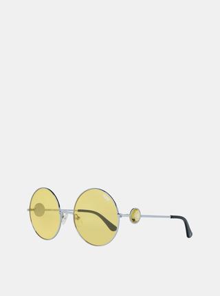 Dámské sluneční brýle ve stříbrné barvě Victoria's Secret