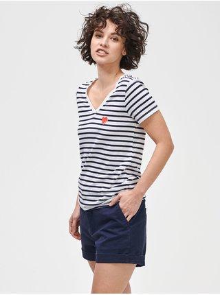 Barevné dámské tričko favorite print t-shirt