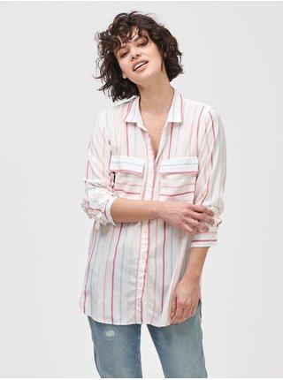 Barevná dámská košile utility shirt