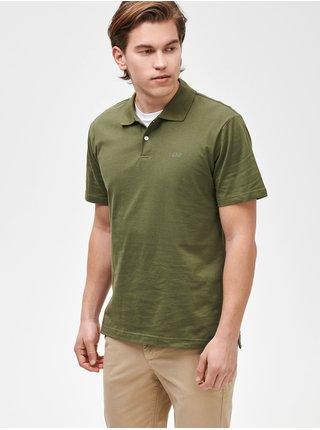 Zelené pánské polo tričko GAP Logo jersey