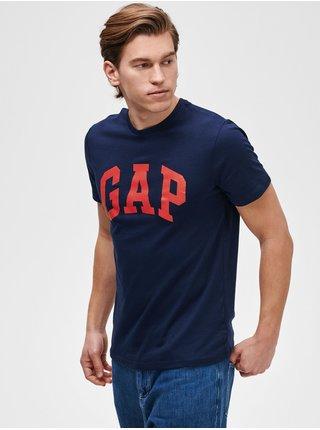 Tričko GAP Logo basic arch, 3ks Farebná