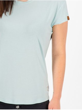 Alife and Kickin MimmyAK A ice dámské triko s krátkým rukávem - modrá