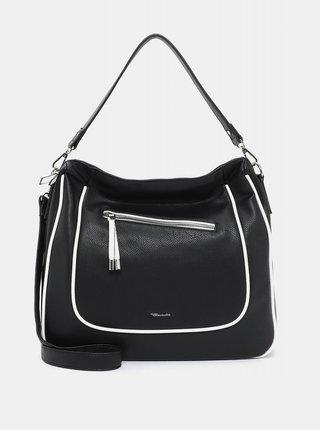 Čierna veľká kabelka Tamaris