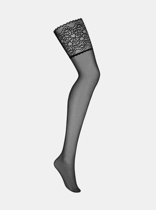 Svůdné punčochy Ailay stockings - Obsessive černá