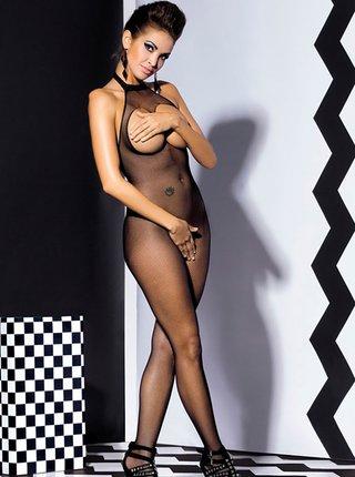 Body Bodystocking N101 - Obsessive černá