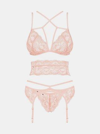 Ohromující set Frivolla set pink - Obsessive růžová