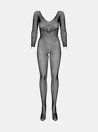 Sexy body N120 bodystocking - Obsessive černá