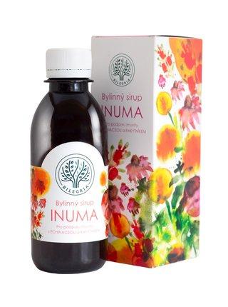Bilegria Bylinný sirup Inuma na podporu imunity 200 ml