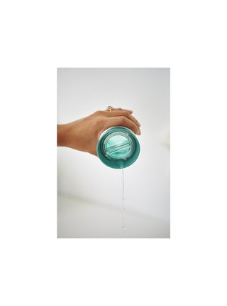Mepal Dětská trénovací sklenice 360° Mio 300 ml Tyrkys