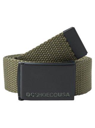 Dc WEB 2 IVY GREEN pánský pásek - zelená