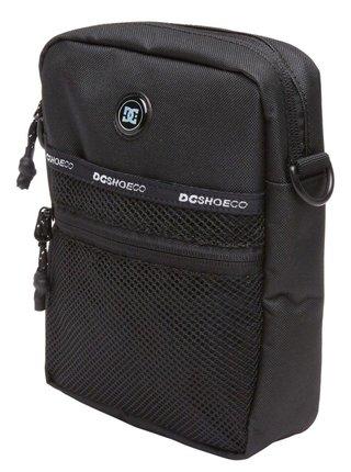 Dc STARCHER SPORT black taška přes rameno - černá