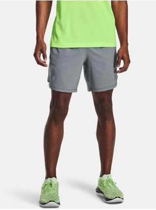 Kraťasy Under Armour UA Launch SW 7'' Short - Šedá