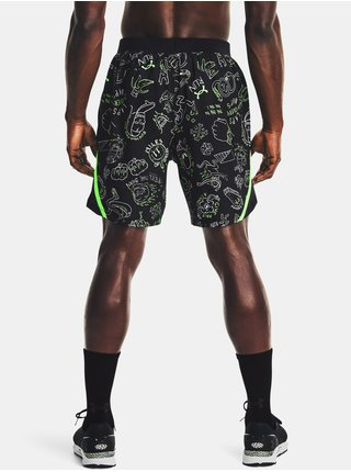Kraťasy Under Armour UA Run Ur Face Off Short - Černá