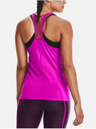 Tílko Under Armour UA HG Armour Racer Tank - Růžová