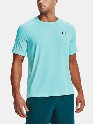 Tričko Under Armour UA Tech 2.0 SS Tee - Modrá