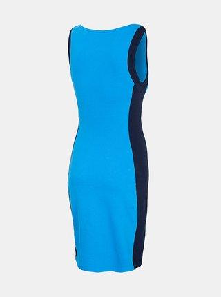 Dámské sportovní šaty 4F SUDD201  Modrá