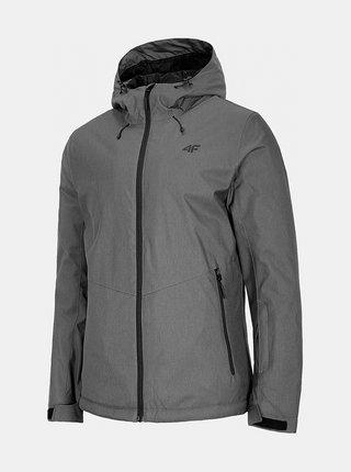Pánská lyžařská bunda 4F KUMN001  Šedá