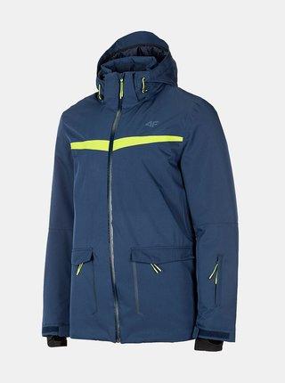 Pánská lyžařská bunda 4F KUMN008 Modrá