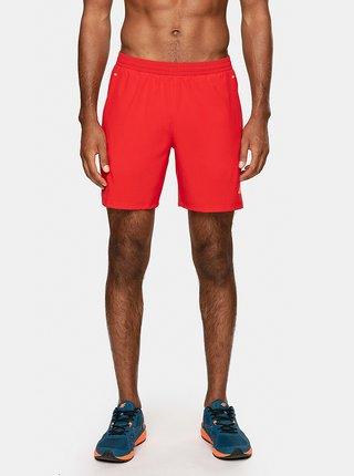 Pánské běžecké šortky 4F SKMF273  Červená