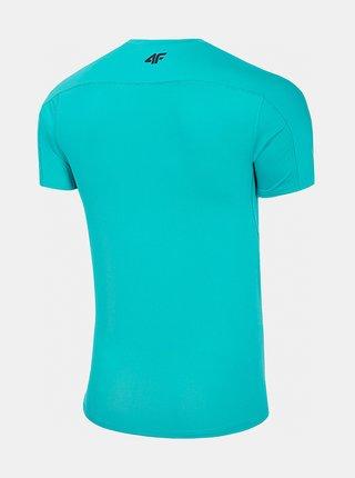 Pánské sportovní tričko 4F TSMF283  Modrá