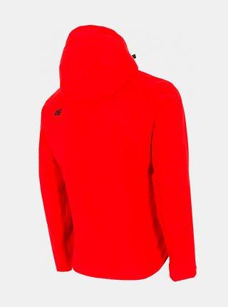 Pánská outdoorová bunda 4F KUM200 Červená