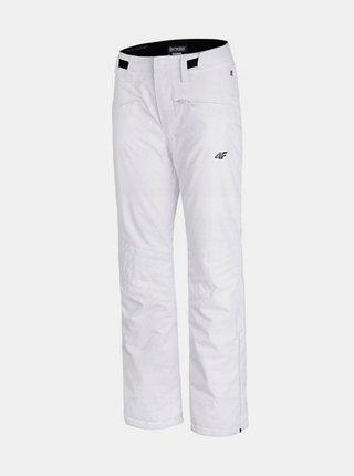 Dámské lyžařské kalhoty 4F SPDN004  Bílá