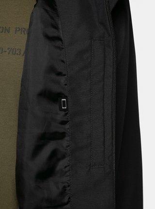 Pánská outdoorová bunda 4F KUM200  Černá