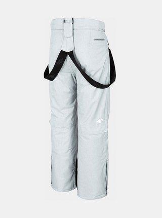 Dětské lyžařské kalhoty 4F JSPDN401  Šedá
