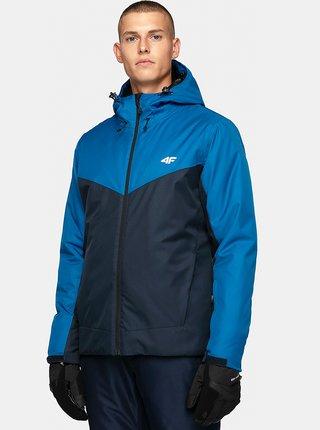 Pánská lyžařská bunda 4F KUMN301  Modrá