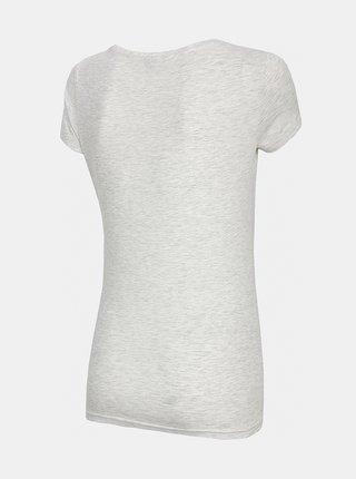 Dámské tričko 4FTSD300  Šedá