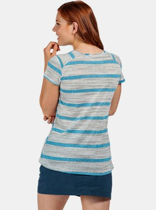 Dámské tričko RWT203 REGATTA Limonite IV  Modrá