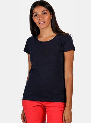 Dámské tričko RWT198 REGATTA Carlie Modrá