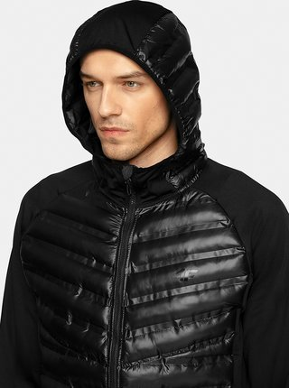 Pánská outdoorová bunda 4F KUMH207  Černá