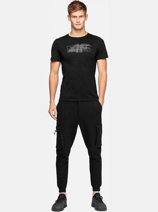 Pánské tričko 4F TSM214  Černá