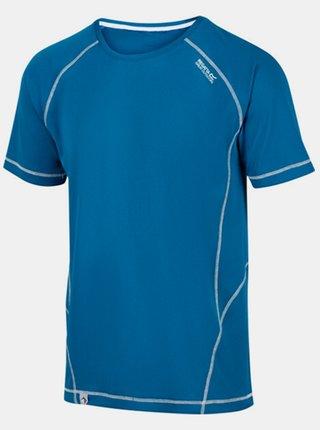 Pánské fuknční triko REGATTA RMT164 Virda II  Modrá