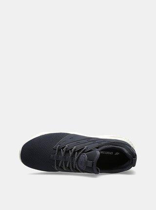 Pánská vycházková obuv 4F OBML201 Modrá