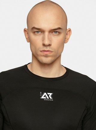 Pánské běžecké tričko 4F TSMF105  Černá
